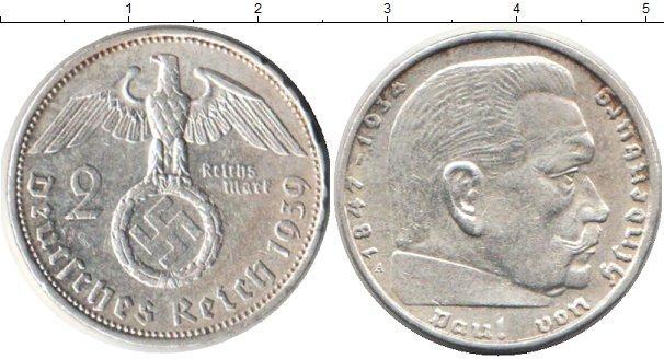 Каталог монет - Германия 2 марки