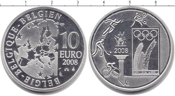 Каталог монет - Бельгия 10 евро