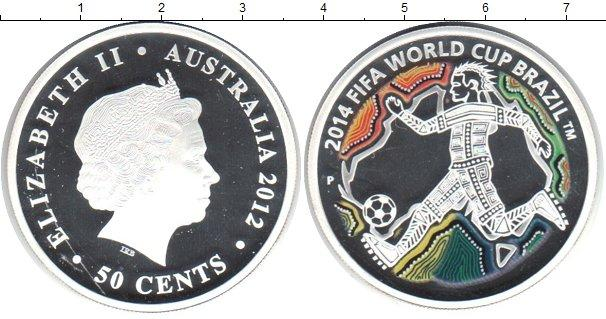 Каталог монет - Австралия 50 центов