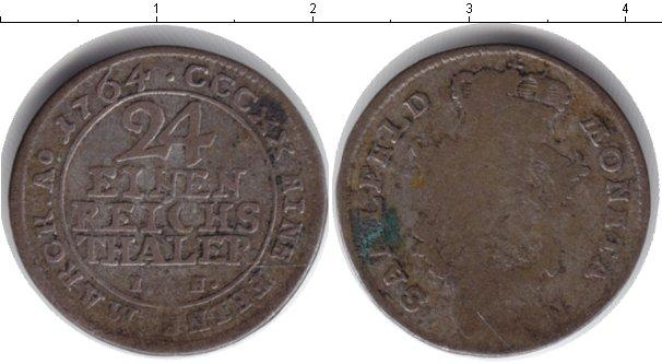 Каталог монет - Саксен-Кобург-Саалфелд 1/24 талера