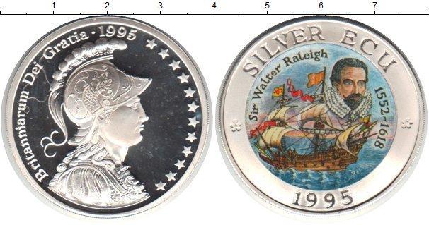 Каталог монет - Великобритания 1 экю