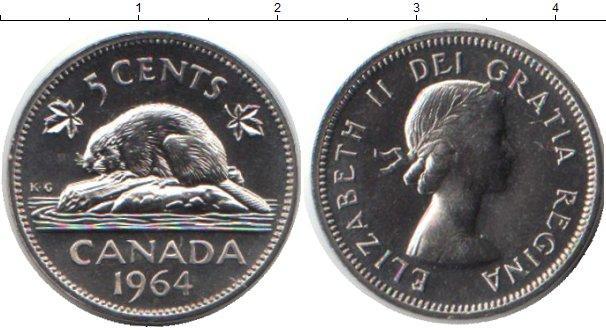 Каталог монет - Канада 50 центов