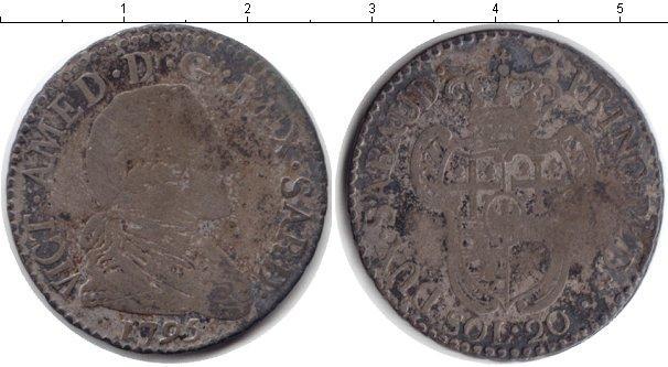 Каталог монет - Сардиния 20 сольдо