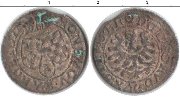 Каталог монет - Силезия 3 крейцера