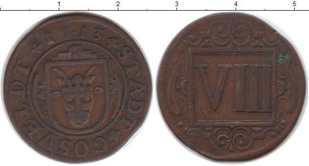 Каталог монет - Косфельд 8 пфеннигов