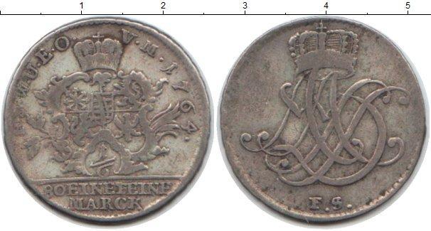 Каталог монет - Саксен-Веймар-Эйзенах 1/6 талера