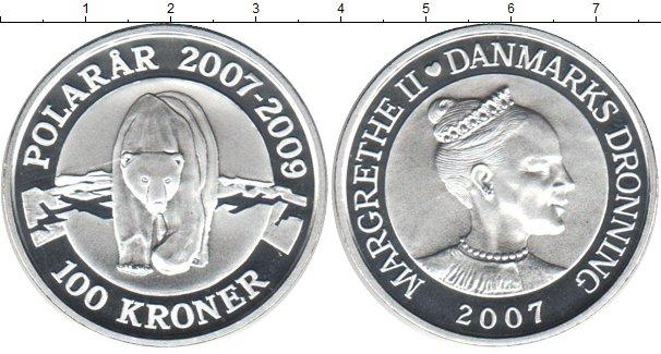 Каталог монет - Дания 100 крон