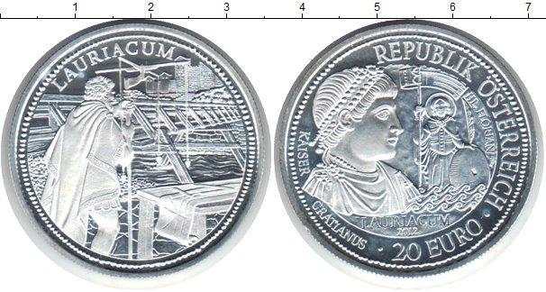 Каталог монет - Австрия 20 евро