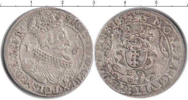 Каталог монет - Данциг 16 грош