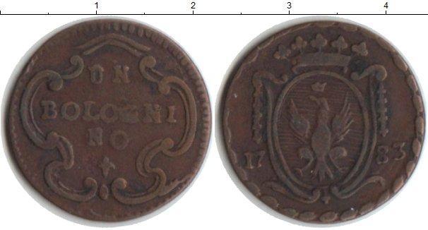 Каталог монет - Италия 1 бологнино