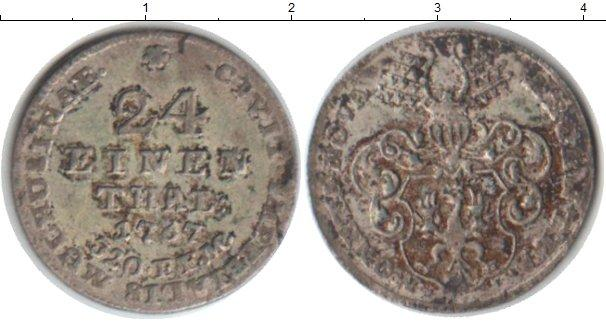 Каталог монет - Мюльхаузен 1/24 талера