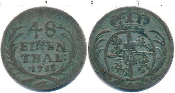 Каталог монет - Речь Посполита 1/48 талера