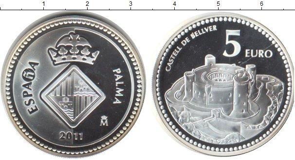 Каталог монет - Испания 5 евро