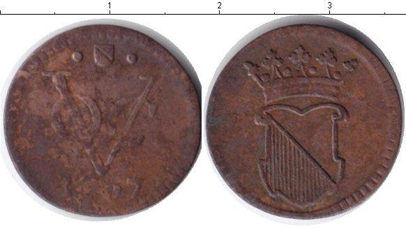 Каталог монет - Нидерландская Индия 1 дьюит