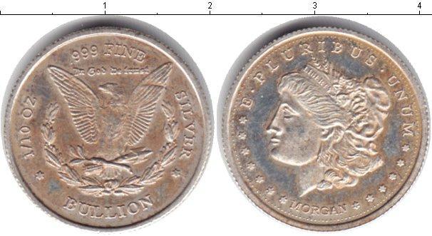 Каталог монет - США 1/10 унции