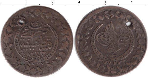 Каталог монет - Турция 1 пиастр