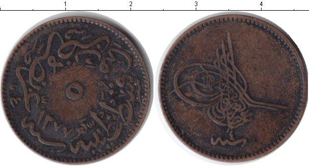 Каталог монет - Турция 5 пар