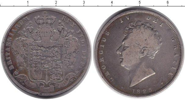 Каталог монет - Великобритания 1/2 кроны