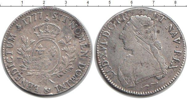 Каталог монет - Франция 1 экю