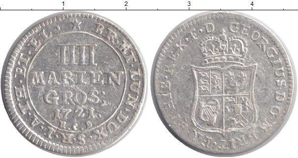 Каталог монет - Ганновер 4 марьенгрош