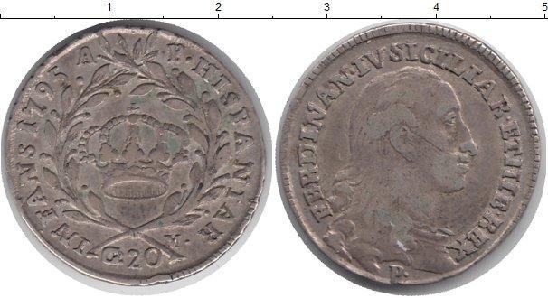 Каталог монет - Неаполь 20 грано