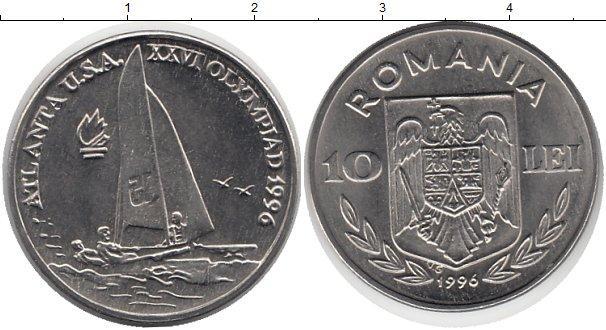 Каталог монет - Румыния 10 лей