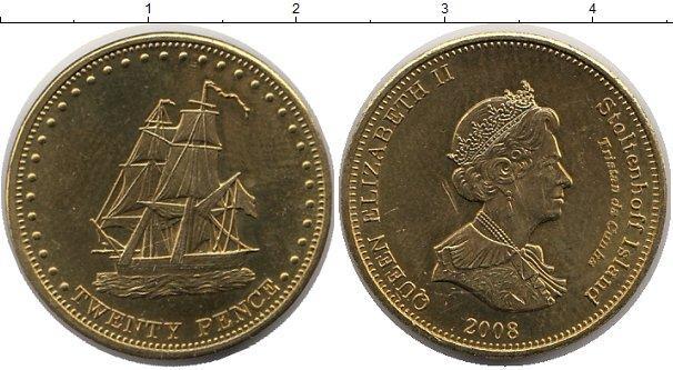 Каталог монет - Штольтенхоф 10 пенсов