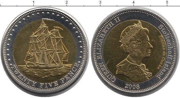 Каталог монет - Штольтенхоф 25 пенсов