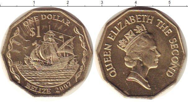 Каталог монет - Белиз 1 доллар