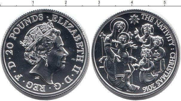 Каталог монет - Великобритания 20 фунтов