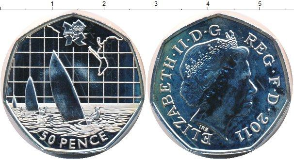 Каталог монет - Великобритания 50 пенсов