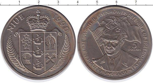 Каталог монет - Ниуэ 5 долларов