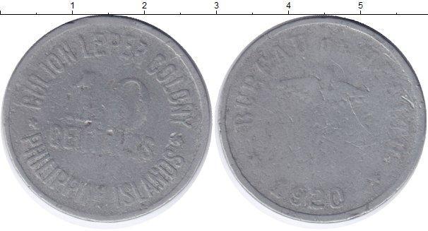 Каталог монет - Филиппины 10 сентаво