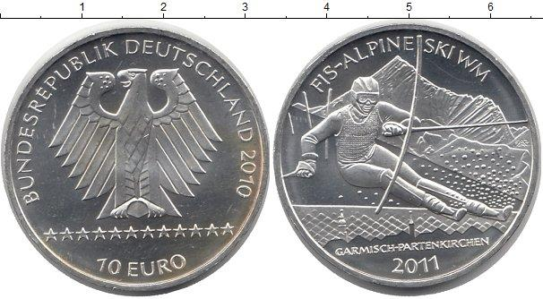 Каталог монет - ФРГ 10 евро