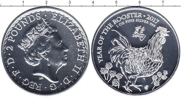 Каталог монет - Великобритания 2 фунта