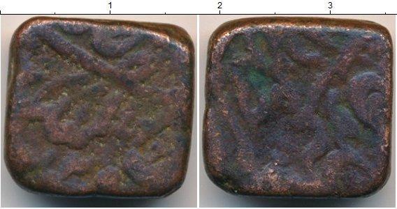 Каталог монет - Индия 1/4 фалуса