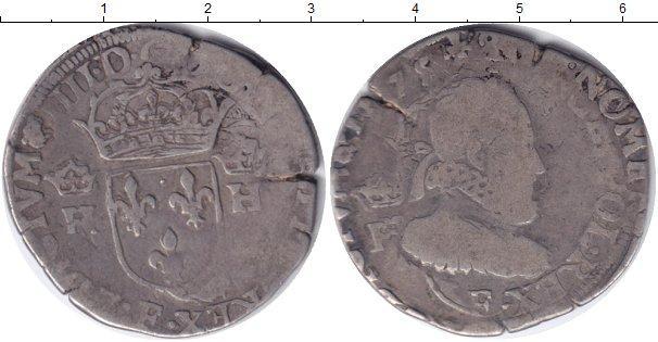 Каталог монет - Франция 1 тестон