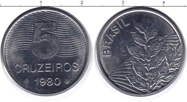 Каталог монет - Бразилия 50 крузейро