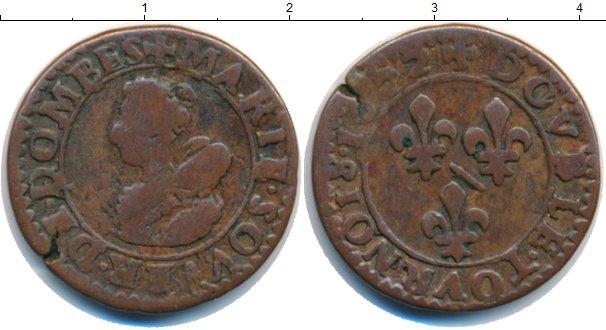 Каталог монет - Домбе 2 торнуа