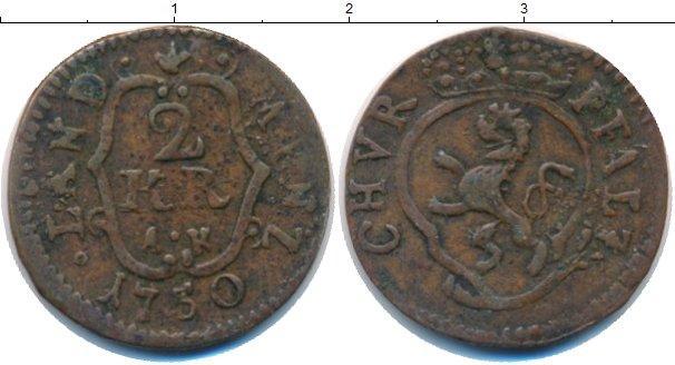 Каталог монет - Пфальц-Сульбах 2 крейцера