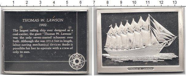 Каталог монет - Великобритания плакета