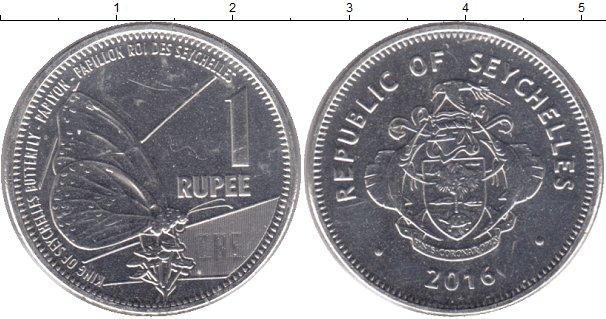 Каталог монет - Сейшелы 1 рупия