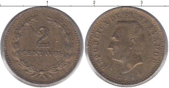 Каталог монет - Сальвадор 2 сентаво