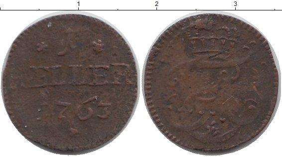Каталог монет - Саксен-Хильдбургхаузен 1 хеллер