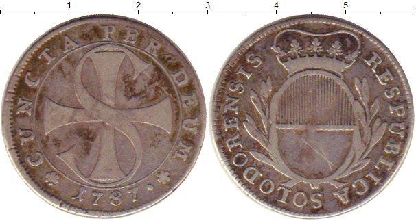Каталог монет - Солотурн 10 батзен