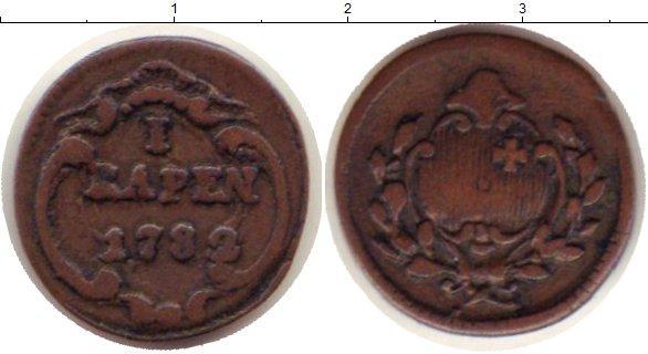 Каталог монет - Швиц 1 рапп