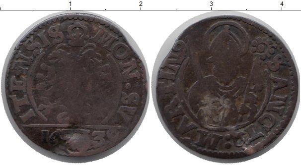 Каталог монет - Швиц 1 шиллинг