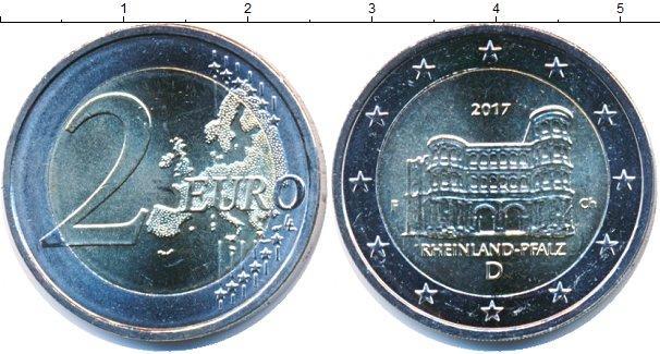 Каталог монет - Германия 2 евро