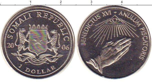 Каталог монет - Сомали 1 доллар