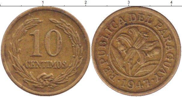 Каталог монет - Парагвай 10 сентим